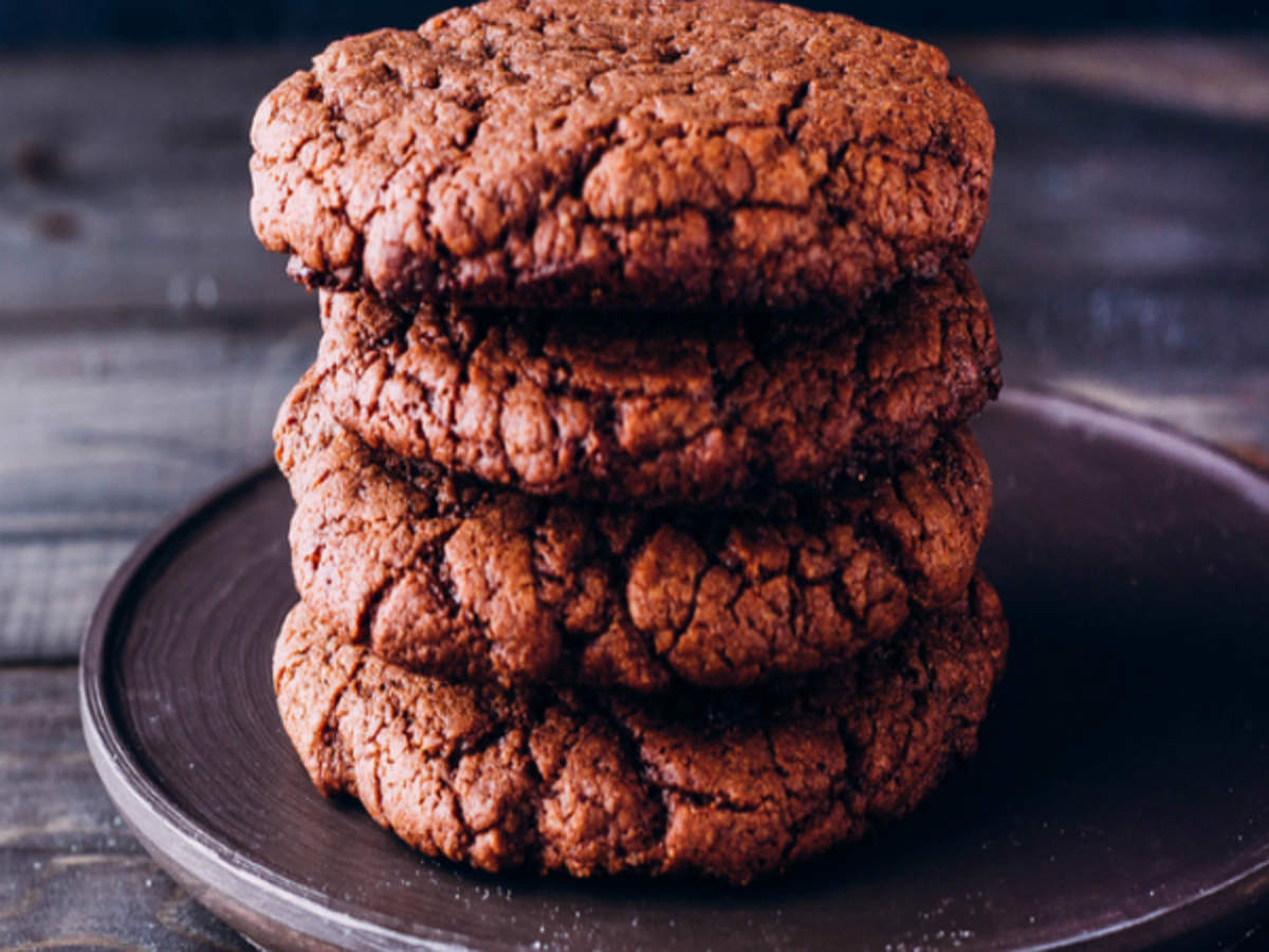 Chocolate Cookies Recipe How To Make Chocolate Cookies Recipe At Home Homemade Chocolate Cookies Recipe Times Food