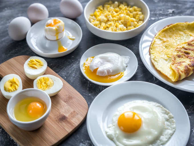 I followed the egg diet and lost weight! Here's how it happened | The Times  of India
