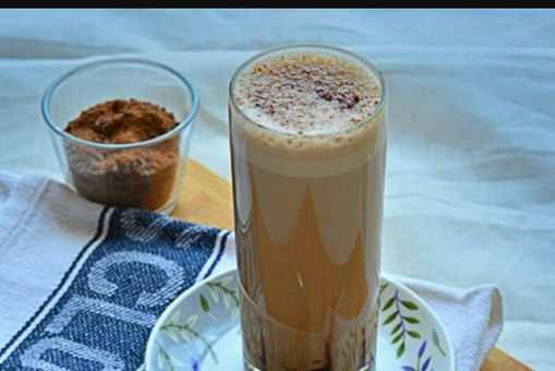 Sharjah Bournvita Milk Shake