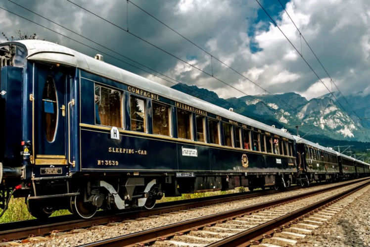 On The Orient Express And Tale Of Amazing Destinations Therein