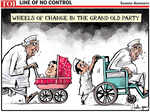 Wheels of Change in Party