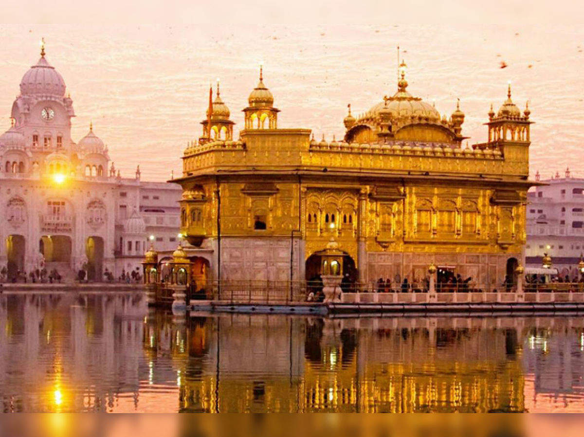 Golden Temple world record : Golden Temple: the most visited place in the  world, Amritsar - Times of India Travel