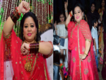 Bharti Singh makes for a bindaas bride-to-be at her bangle ceremony