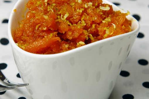 Carrot Porridge