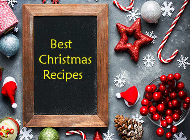 10 Best Christmas Recipes | 10 Easy