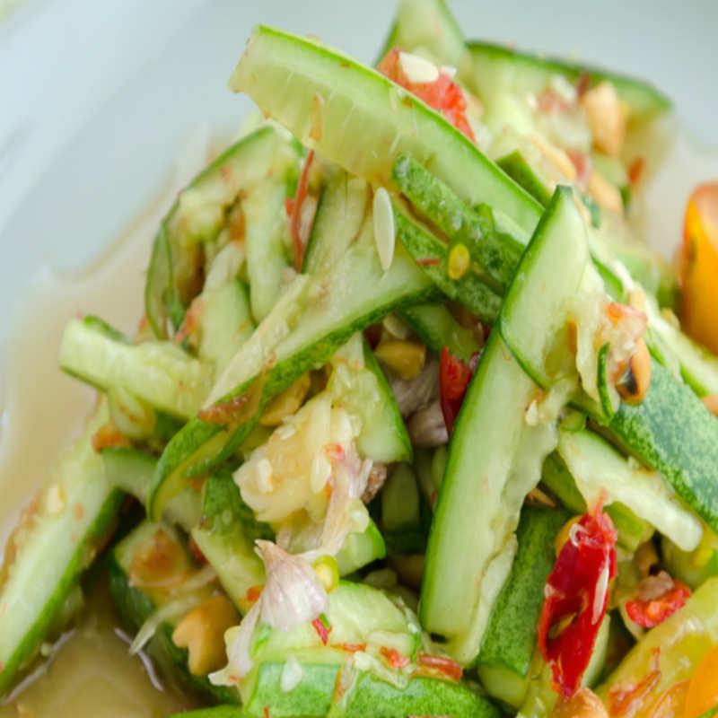 Cucumber Salad Recipe Thai