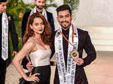 Peter England Mr. India 2017: Winners