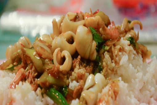 Exotic Thai Dish