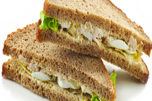 Egg Mayo Salad Sandwich