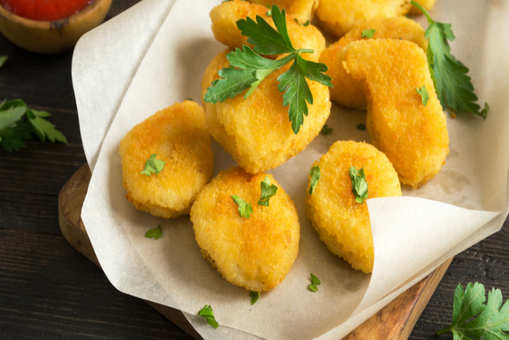 Cheese Soya Nuggets