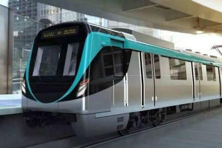 Image result for aqua line metro route