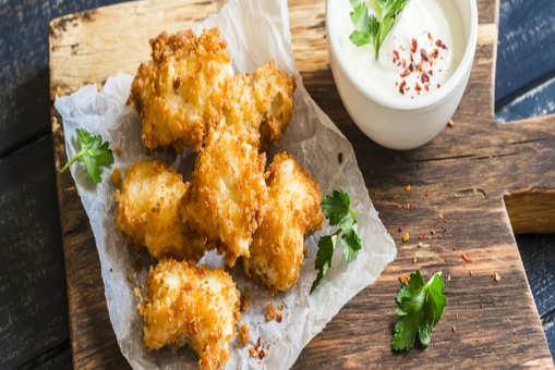Bengali Crispy Fish Fry