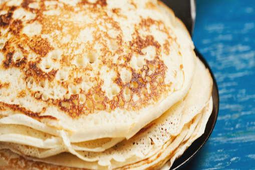 Odiya Sweet Pancakes