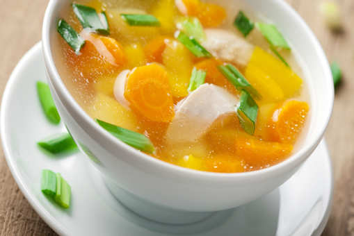 Cantonese Chicken Soup