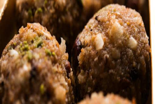 Sugar Free Dry Fruit Ladoo