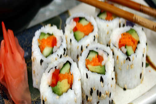 Sushi Cups