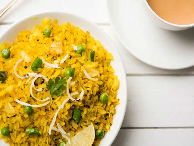 why poha is good for weight loss