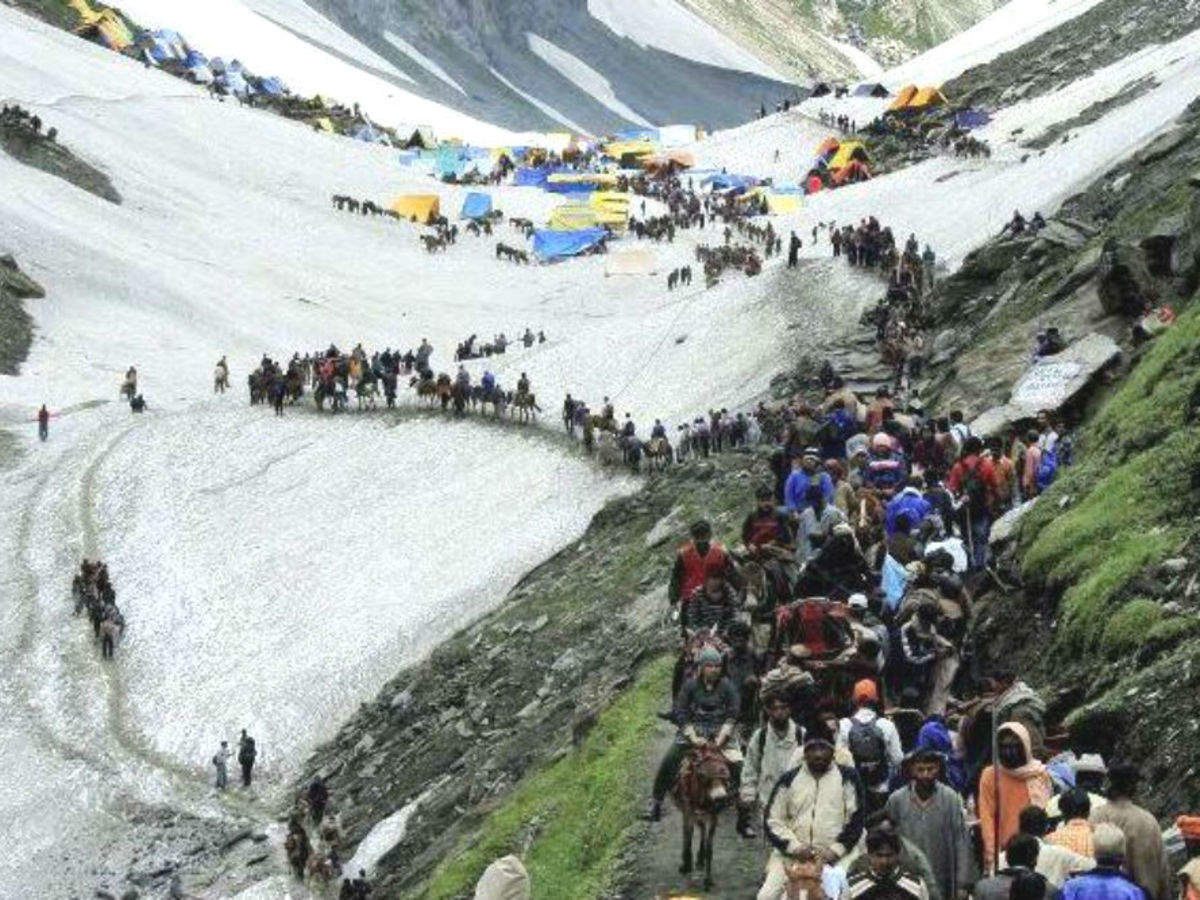 amarnath yatra dates : Amarnath Yatra 2018: everything you wanted to know    Times of India Travel