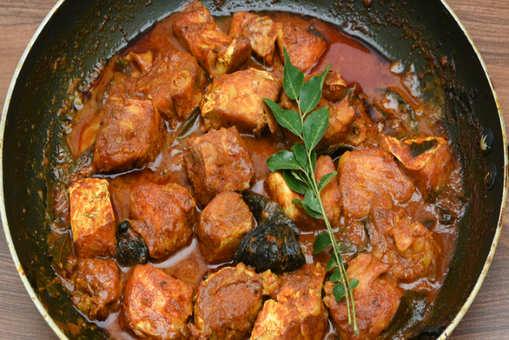 Mughlai Fish Curry
