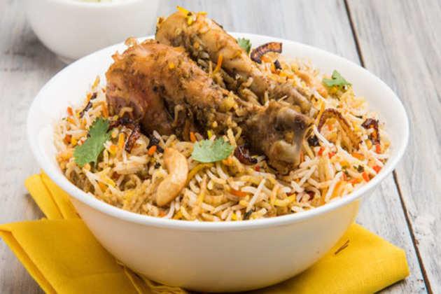 62551201 - وصفة طهي برياني الدجاج