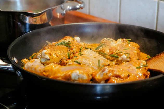 62551443 - وصفة طهي برياني الدجاج