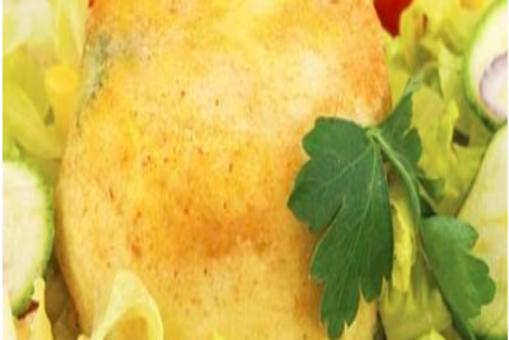 Potato Cake with Chili Jam