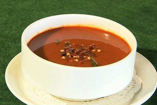 Tomato Bell Pepper Soup