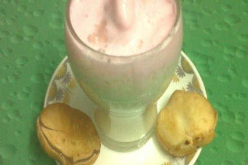 Palm Fruit Kudo Shake