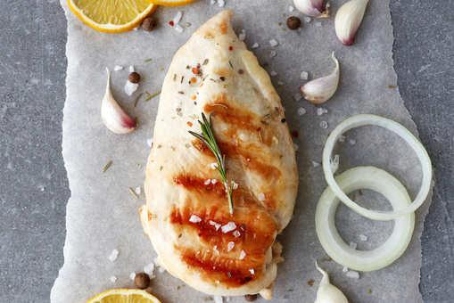 Garlic Lime Grilled Chicken