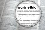 Have good work ethics