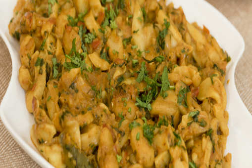 Coconut and Cashew Nut Sukke