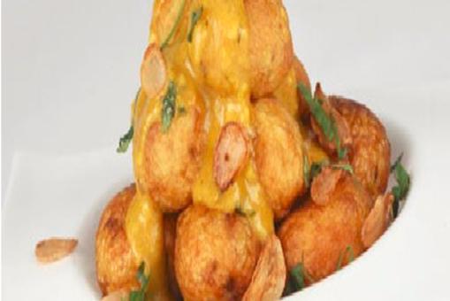 Healthy Lasaniya Batata