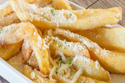 Parmesan Rosemary Fries
