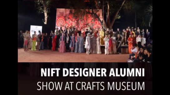 A reunion, ramp nostalgia and more at NIFT's alumni fashion show