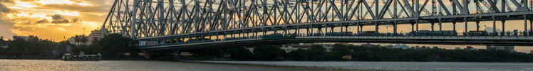 Image result for Howrah Bridge