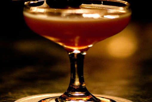 Rob Roy Whisky Cocktail
