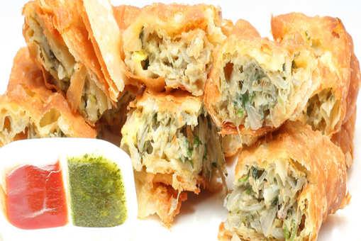 Mughlai Paratha Bread