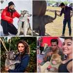 In Pics: Vidyut Jammwal, Anushka Sharma, Parineeti Chopra and other actors show their unconditional love for animals