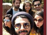 Pics: Barun Sobti, Sanaya Irani, Mohit Sehgal and gang have a blast at their trip