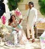 Sridevi, Arjun Kapoor attend Mohit Marwah's wedding