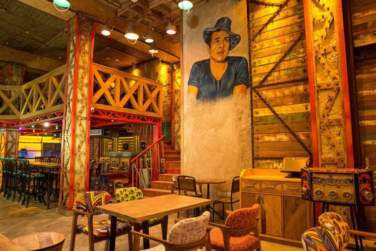 Garam Dharam Dharmendra Themed Murthal Restaurant Opens