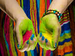 How to take care of your nails after Holi