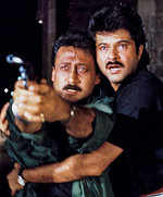Oouch!! When Jackie Shroff slapped Anil Kapoor 17 times
