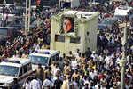 Sridevi's last journey