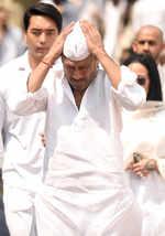 Sridevi's prayer meet
