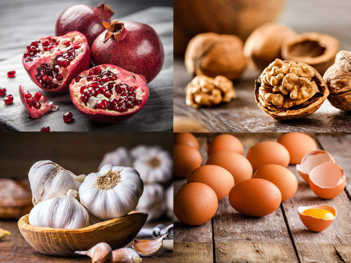 10 foods that help increase your sperm count