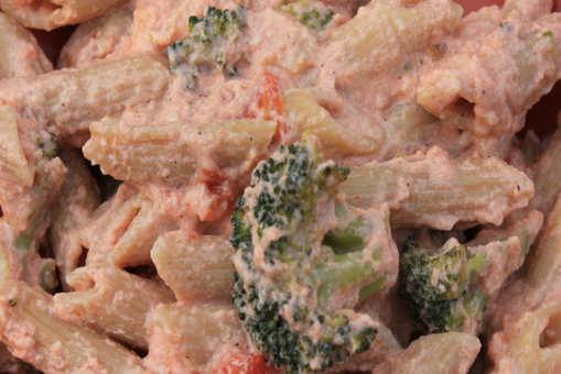 Mixed Vegetable Pasta