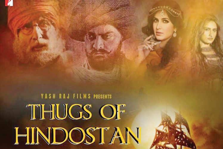 Thugs Of Hindostan Full Movie