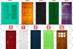 Choose a door...