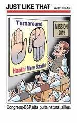 Congress-BSP